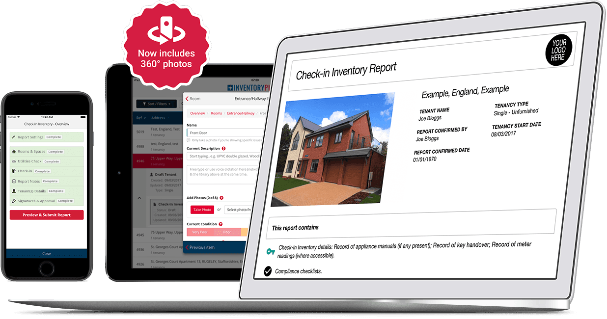 Our Easy To Use Reporting Software Creates Detailed Inventory Right Rent Reports With Step By Guidance From Desktop App